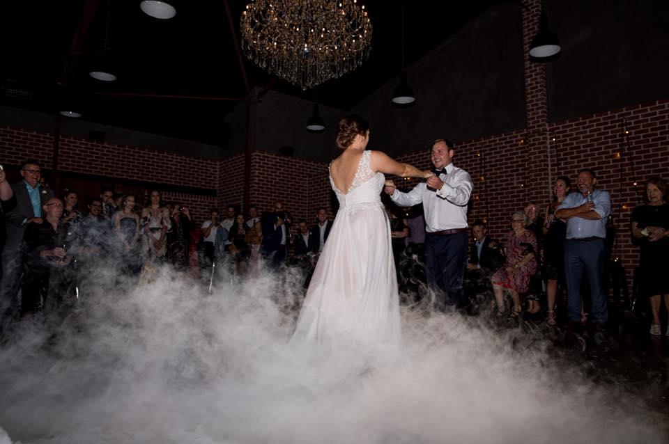 JessSMark wedding dance