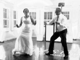Dave & Amy father daughter dance